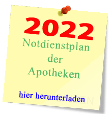 Download Notdienstkalender